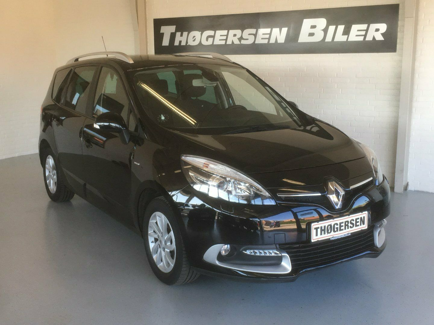 Renault Grand Scenic III 1,5 dCi 110 Limited Edition EDC 7p 5d - 179.900 kr.