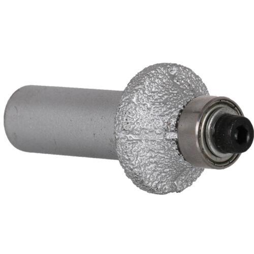 "1//2/"" Shank R5 Vacuum Brazed Router Bit Profile Wheel for Granite Quartz Stone"