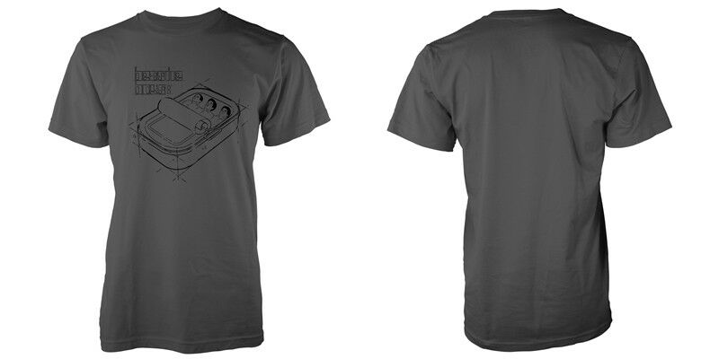 """Beastie Boys /""""SARDINE possono /'t-shirt-Nuovo e Ufficiale!"""
