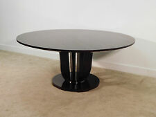 "Massive BAKER Furniture Company Barbara Barry 68"" Dining Center Table"