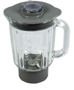 Details about Kenwood AT283 Glass Blender Complete Fits Models: See Description