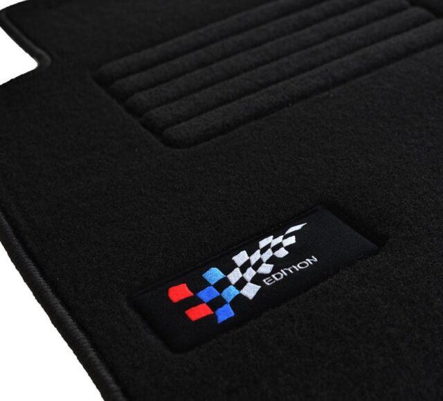 4 TAPIS DE SOL SUR MESURE VELOURS POUR BMW SERIE 5 E34 DE 01//1988 A 09//1995