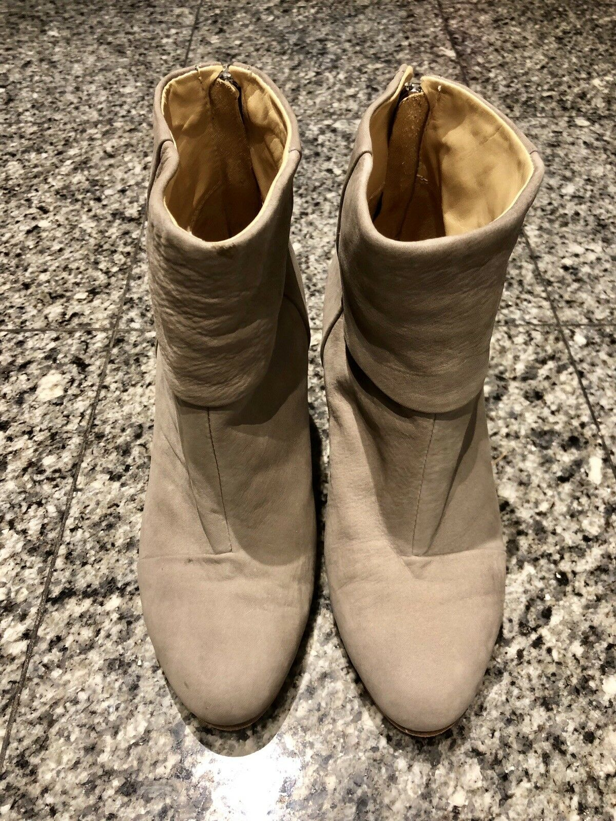 Rag and Bone Suede Newbury Booties Ankle Boots