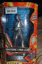 Doctor Who Animatronic Cyber Leader - Cyberman Cybermen - OOP Character Options