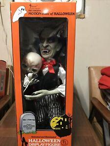 Telco motionette Of halloween Dracula mib 1989