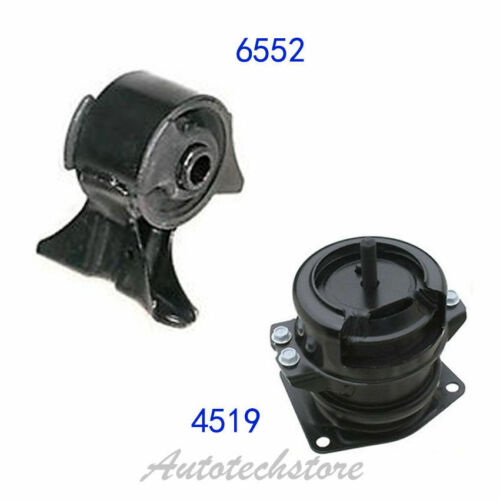 M039 Engine Motor Mount Set 2PCS 2000-2003 For Acura TL Type-S 3.2L Hydraulic