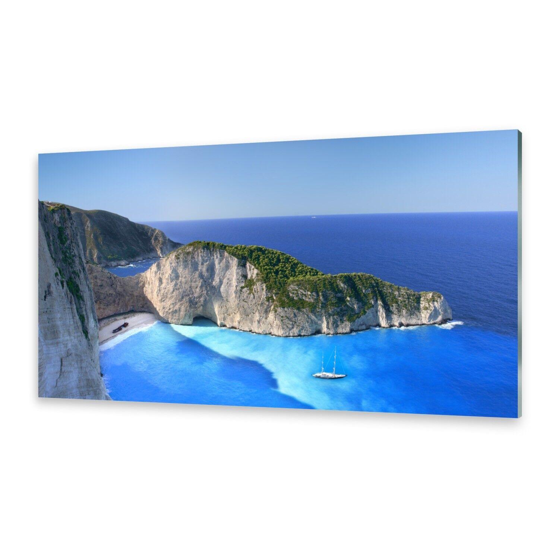 Acrylglasbilder Wandbild aus Plexiglas® Bild Zakynthos, Griechenl