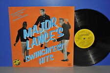 Major Lance Lance's swingin'est Hits USA '84 M-/VG++ ! tip-top! Vinyl LP clean