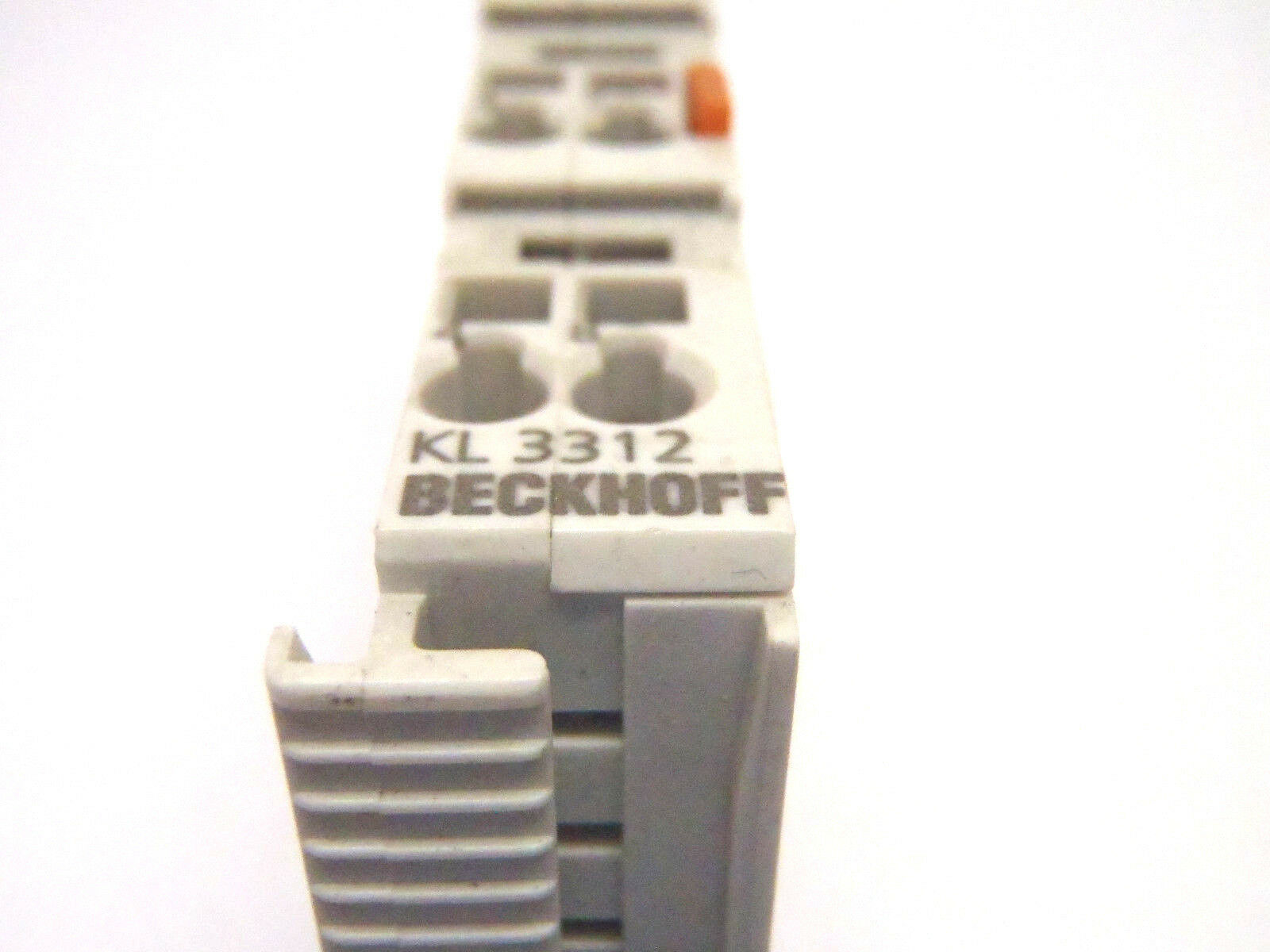 Beckhoff KL33120010 2 x Input for Thermoelements with Wire Breakage Ident.