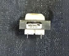 1pc Signal St6 12 20va Power Transformer Pcb Mount