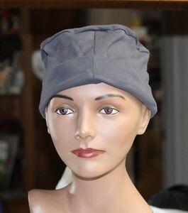 b8d7509c1cf ADULT SIZE 100% all soft cotton GRAY grey sleeping night men women ...