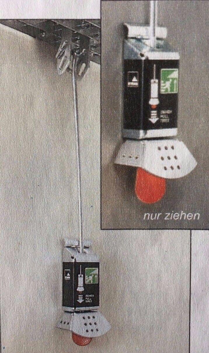 1 Paar Sträb CELARIX Exit Gitterrostsicherung geeignet für Fluchtwege
