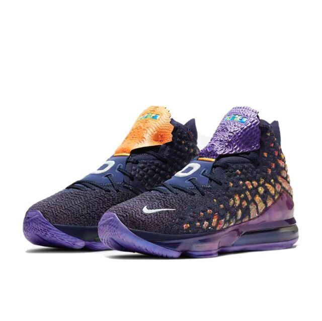 Nike Lebron 17 Monstars ASG Space Jam Size 15 DS Cd5050 400
