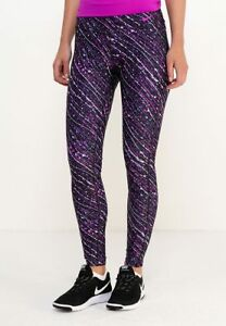 5cedce7f5e802 Image is loading Womens-NIKE-POWER-ESSENTIAL-TIGHT-Poly-Print-leggings-