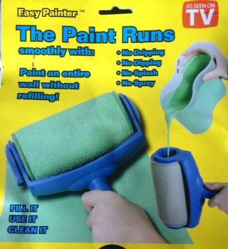 Facile Peintre Rouleau /& détachées manches Set-No Splash Spray Trempage ou goutte
