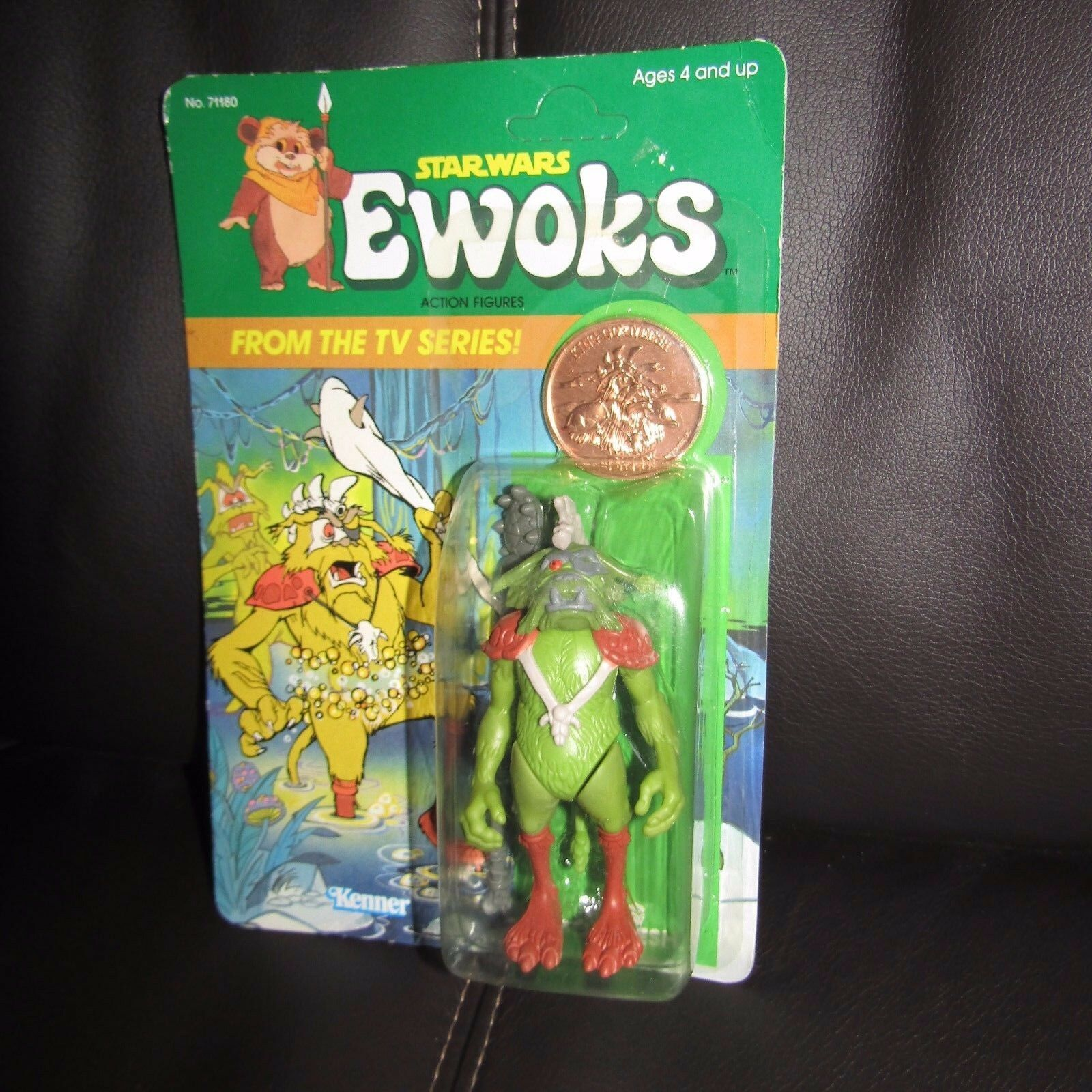 KENNER vintage STAR WARS Ewoks/Droids TV show