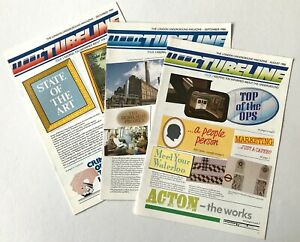 LONDON-TRANSPORT-UNDERGROUND-1986-three-Tubeline-illustrated-magazines