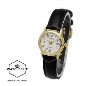 Casio-Ladies-039-Standard-Analog-Watch-LTPV002GL-7B2-LTP-V002GL-7B2