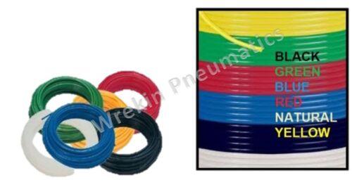 Sraight emboîtez Raccords pneumatiques en ligne menuisier Nylon Tuyau Tube Connecteurs
