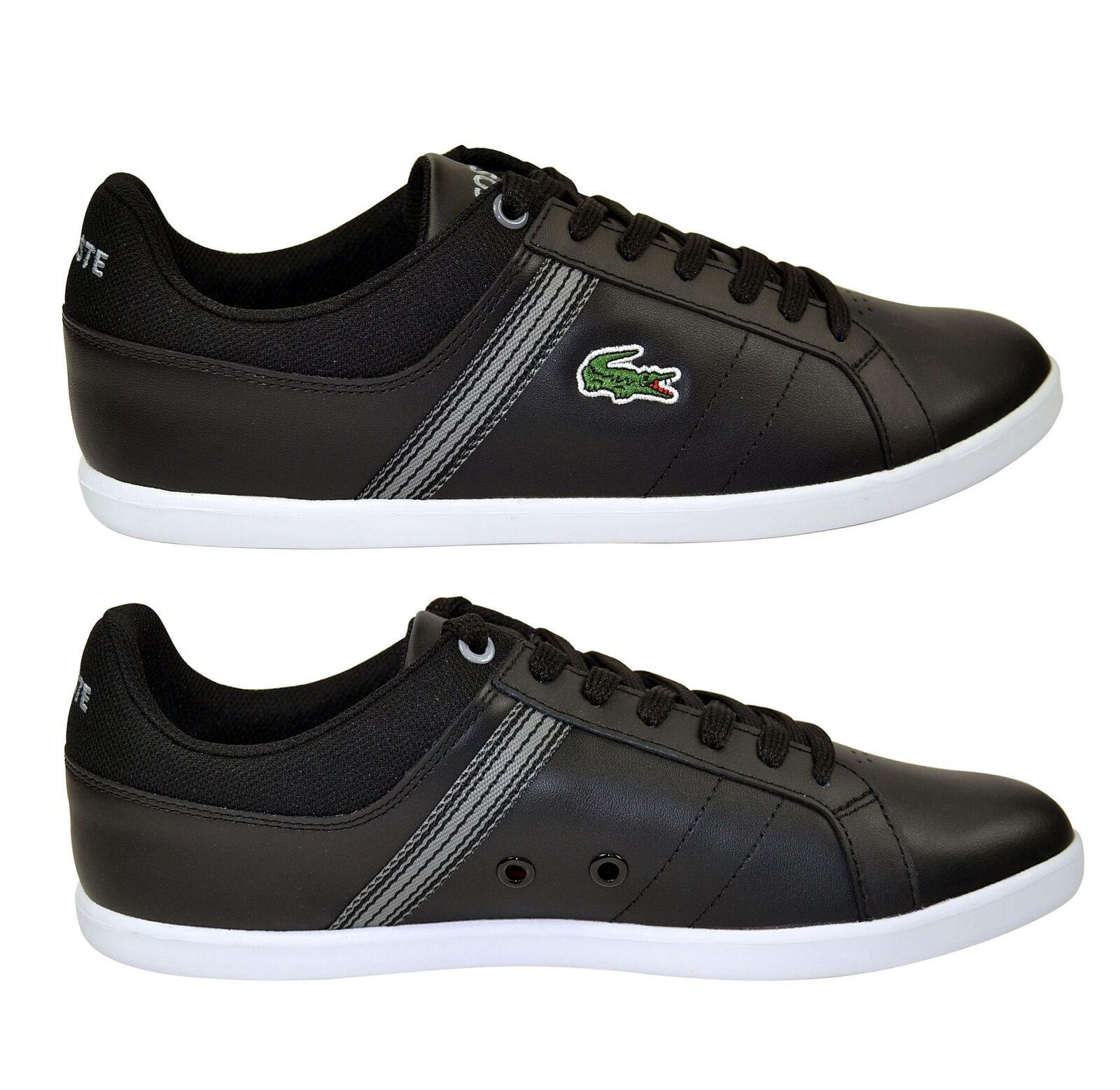 Lacoste Evershot CRE SPM black Schuhe/Sneaker schwarz Größenauswahl!