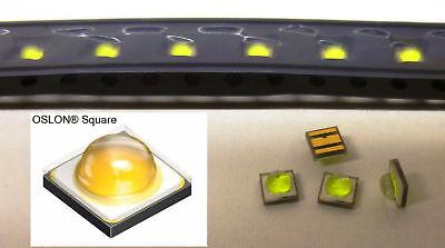 8 pezzi//8 pieces OSRAM Oslon SQUARE LED 2700k CRI 92 ~ 2w GW cssrm 1.cc 3030