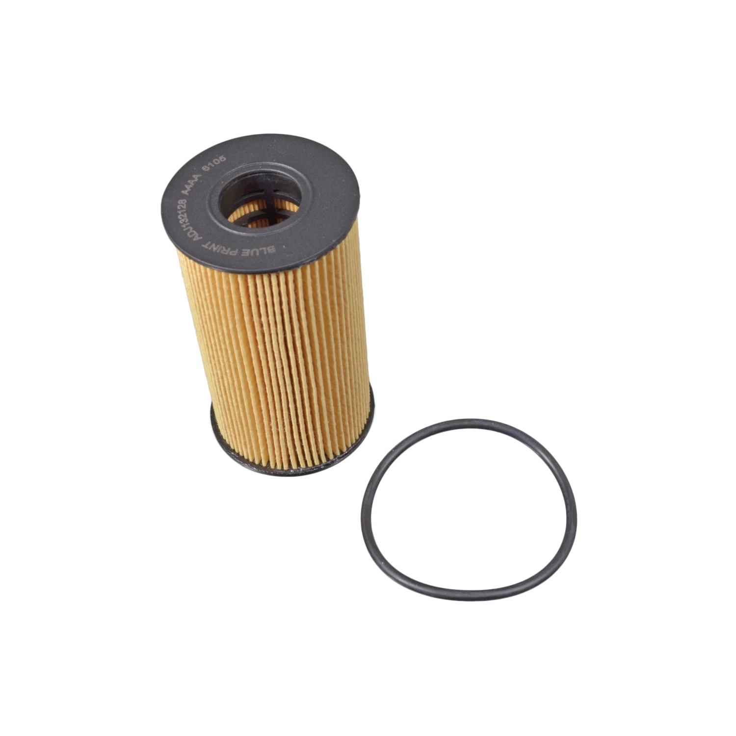 MAHLE Original OX 1138D Oil Filter Replacement Filter Oil Filter Engine Oil Filter