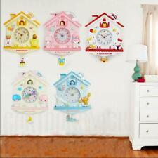Hello Kitty My Melody Twin Stars Cinnamoroll Pompompurin Home Wall House Clock