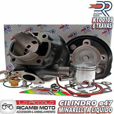 KT00109 GRUPPO TERMICO DR CILINDRO 70cc PER BETA ARK 50 2T LC