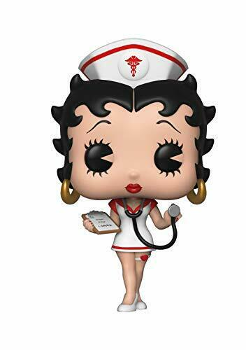 Funko 35589 POP VINILE Animazione Betty Boop Infermiera Multi