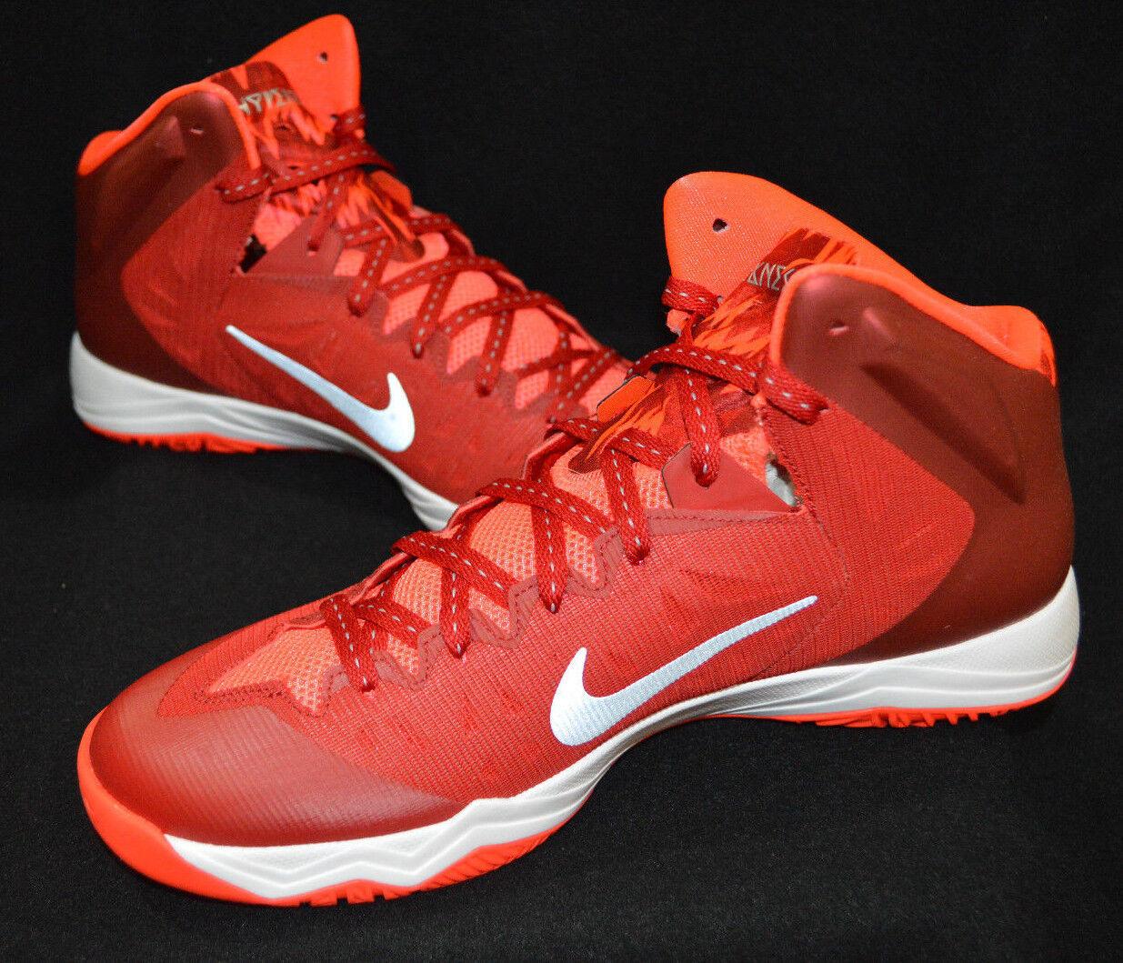 Nike Zoom Hyperquickness Hyperquickness Hyperquickness Grfx Uomini   Da Basket Varie Dimensioni 5220c7