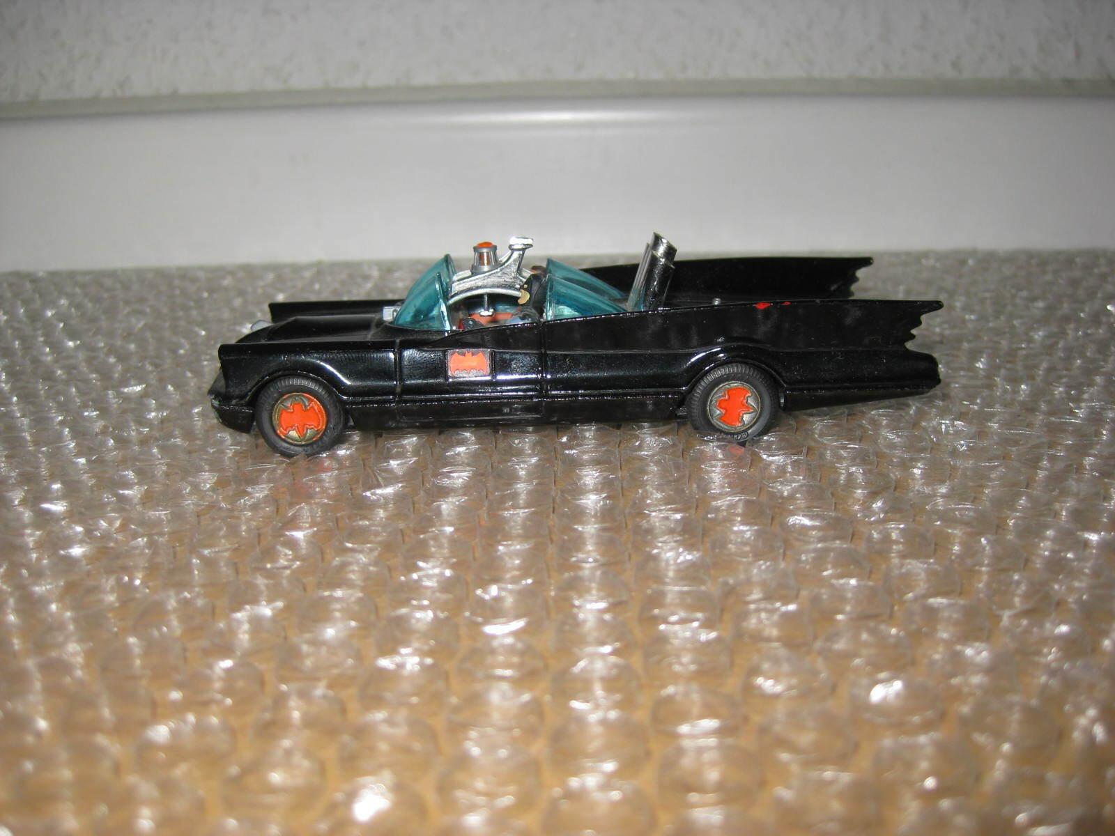 Corgi toys nº 267 Batmobile + original box s159