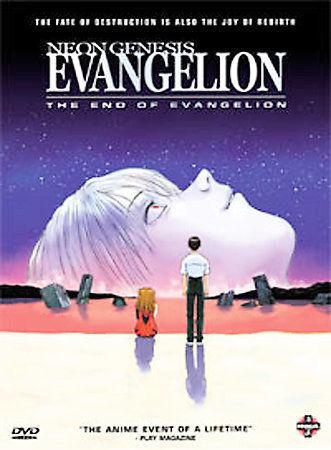 Neon Genesis Evangelion - Movie: The End of Evangelion (DVD, 2002 ...