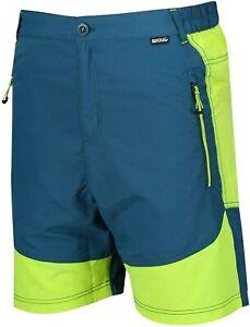 """Mens Regatta Sungari Stretch Light Active Summer Shorts 44"""" Waist RRP £40"""