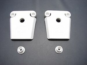 2-NEW-IGLOO-COOLER-PART-24013-LATCHES-AND-POSTS