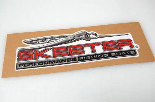 Skeeter Multiple Sizes Bass Boat Carpet Graphic Decal Logo