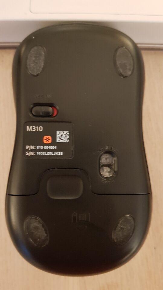 Tastatur, Logitech, K520