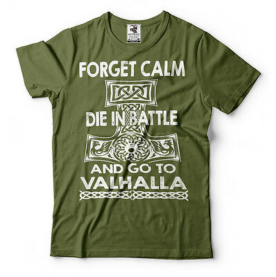 Tshirt Valhalla Norsemen