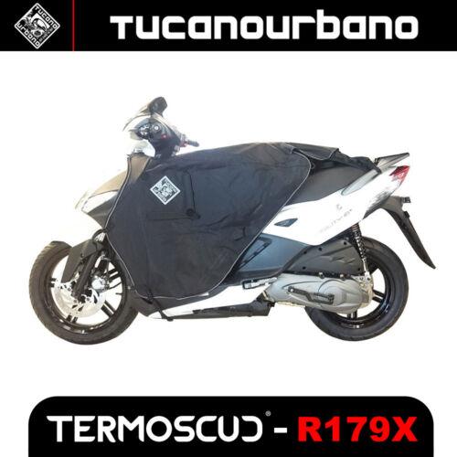 - KYMCO AGILITY R16 COPRIGAMBE // TERMOSCUD TUCANO URBANO PLUS COD.R179X