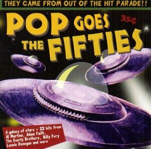 Various-Artists-Pop-Goes-The-50-039-s-CD-2003