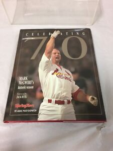 Celebrating-70-Mark-McGwire-039-s-Historic-Season-Coffee-Table-Book