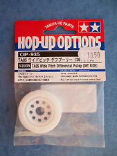 TAMIYA 53935 TA05 CHASSIS WIDE PITCH DIFFERENTIAL PULLEY 36T TRF415MSX OP-935