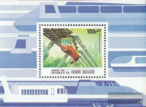 complète Edition Neuf Avec Gomme Originale 1993 Donald Duck Ku Guyana Block364