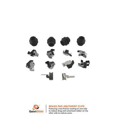 Disc Brake Hardware Kit Front Carlson H5752Q