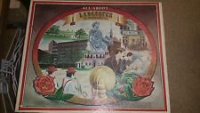 """Limited Ed. Vintage 1980 Board Game """"ALL ABOUT LANCASTER PENNSYLVANIA"""""""