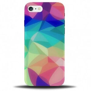 Details About Colourful Abstract Patterned Phone Case Cover Shapes Shape Multicoloured C143