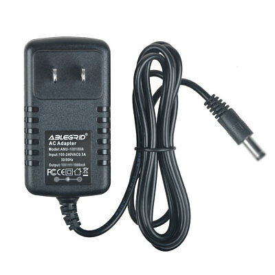 New AC Converter Adapter DC 15V 1A 1000mA Power Supply Charger 5.5mm x 2.1mm US