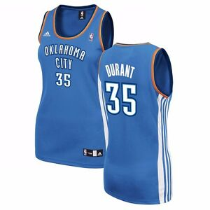 Image is loading Kevin-Durant-ADIDAS-Oklahoma-City-Thunder-Official-Blue- 2381b4588d