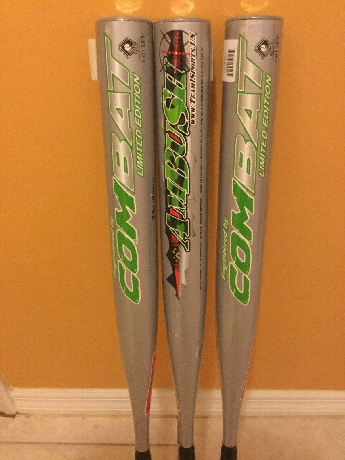 New Combat Ambush Limited Limited Limited Edition Senior bat  Hurry for closeout pricing 70bc4f
