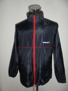 ADIDAS JACKE REGENJACKE Jacket Vintage Oldschool 80er 70er