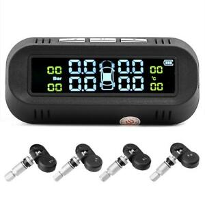 C68-USB-Solar-Car-TPMS-Tire-Pressure-Monitor-System-with-4-Internal-Sensors
